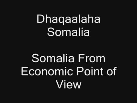 Dhaqaalaha somalia