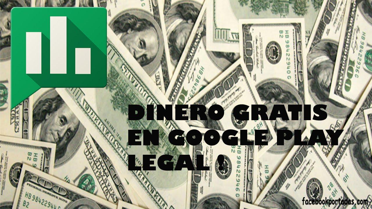 Como tener dinero gratis en google play legal youtube - Es legal tener dinero en casa ...