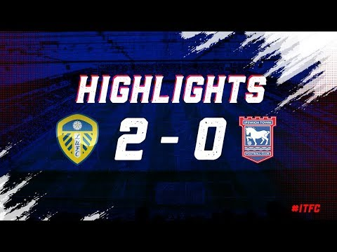 HIGHLIGHTS | Leeds United 2 Town 0