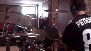 Twilight Hotel-Quiet Riot Drum Cover