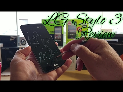 LG Stylo 3 Full Review is it worth it?