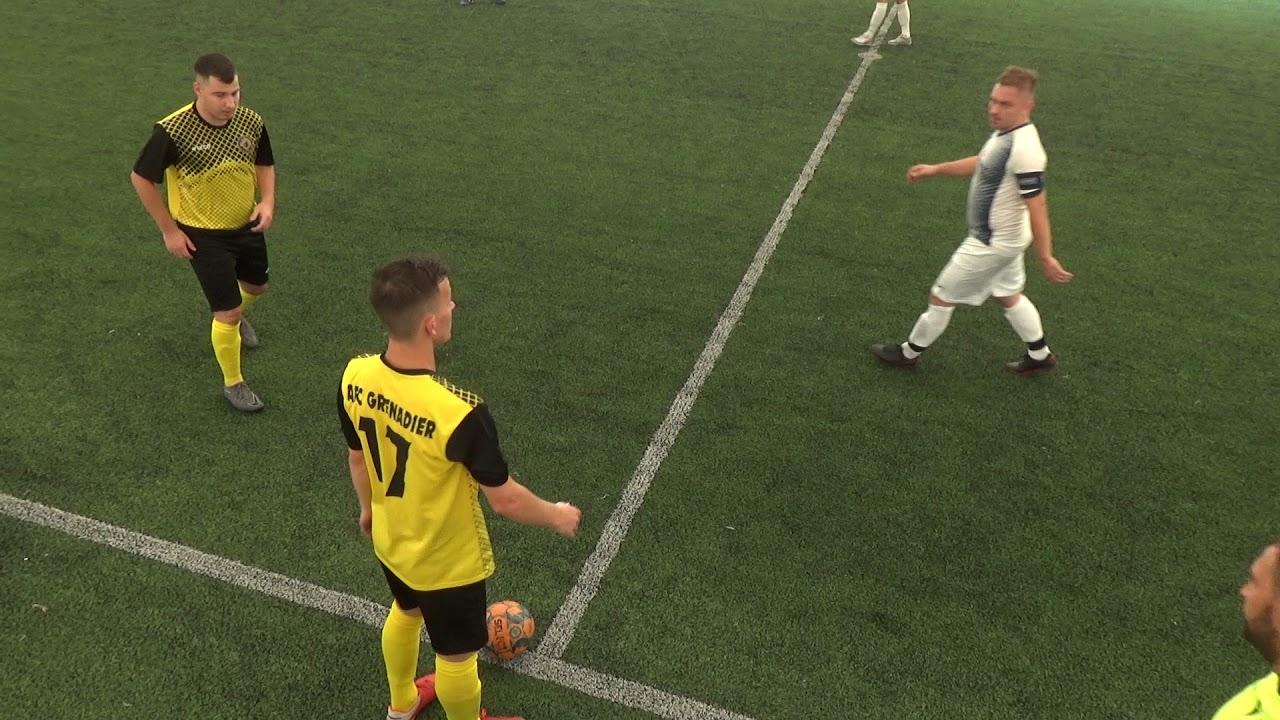 Матч повністю | АФК Гренадер 5 : 1 FavBet
