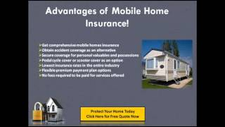 Best Mobile Home Insurance Companies
