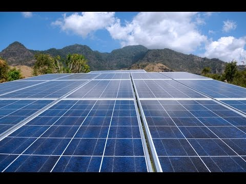 Is Solar Power the Answer?  - Science Cafe