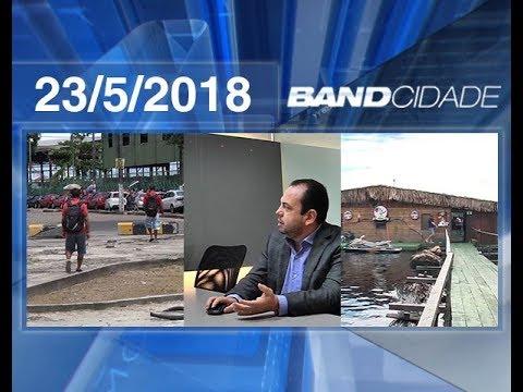 BAND CIDADE 23/5/2018