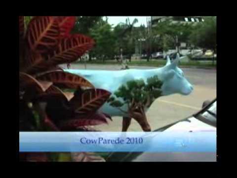 Cow Parade 2010
