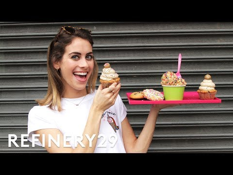 Lucie Fink Makes Cookie Dough At DŌ, Cookie Dough Confections In NYC   Lucie For Hire   Refinery29