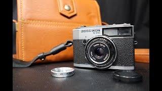 Zeiss Ikon S310 - 35mm Vintage Film Camera - Yummy Analog