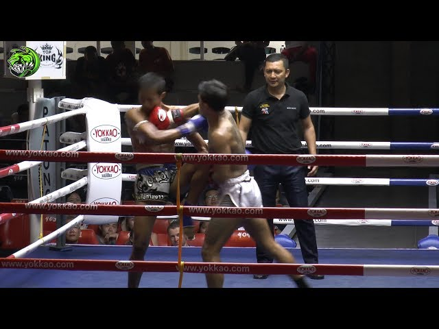 Dim and Rudy 's Fights Higlights | Emerald Muay Thai gym