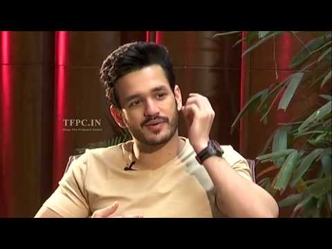 Akhil New Year Special Interview About Hello Movie | TFPC