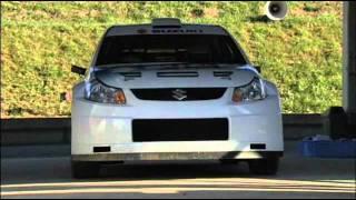 2008 SX4 SUZUKI WRC CHALLENGE Phase 02