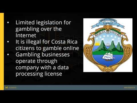 Costa Rica Online Gambling License, Betting Casino Poker Lottery