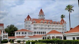 Walk Around Disney's Grand Floridian Resort in 4K | Magic Kingdom Resort Walt Disney World 2021