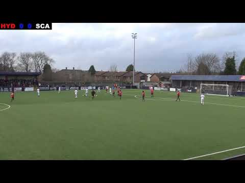 Hyde Scarborough Goals And Highlights