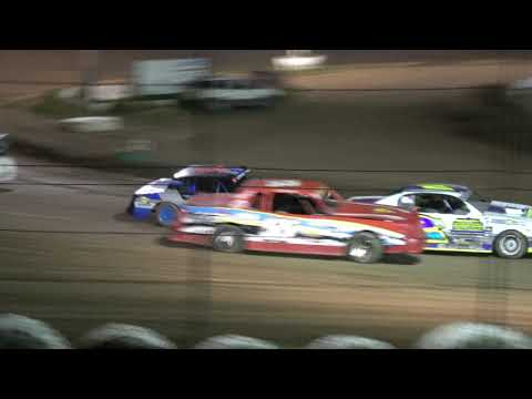 IMCA Stock Cars Main Event 3/8/2019 @ Canyon Speedway Park