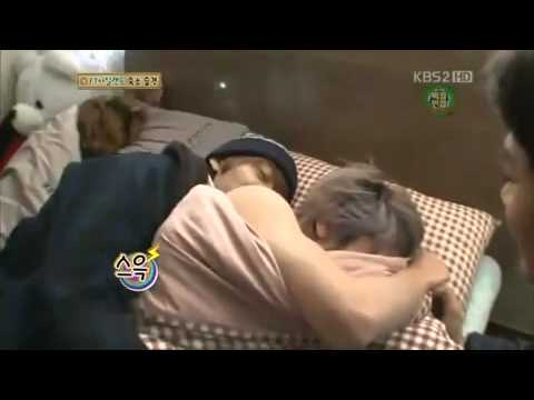 Minho And Suju-Eunhyuk Visit FT-Islands Dorm FUNNY TRICK ON HONGKI