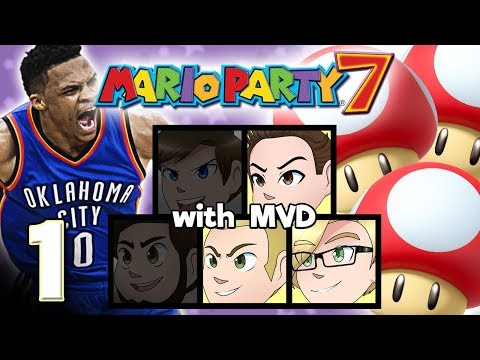 "Mario Party 7: ""Triple Double"" - EPISODE 1 - Friends Without Benefits"