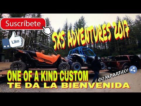 can am maverick turbo VS yamaha yxz1000r ss adventures 2017