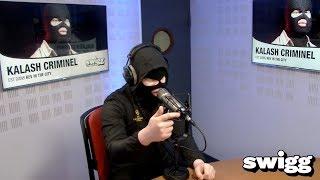 Kalash Criminel - La Sacem de Florent Pagny (Live @ SWIGG)