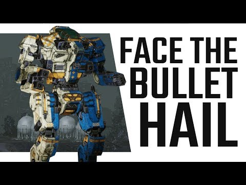 Face the Bullet Hail! Assassin RAC5 Build - Mechwarrior Online The Daily Dose #331