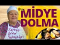 Midye Dolma Tarifi
