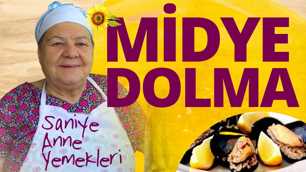 Zeytinyağlı Midye Dolma Videosu