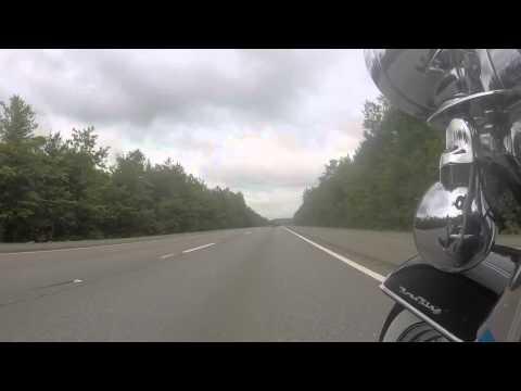 VT 100 ride