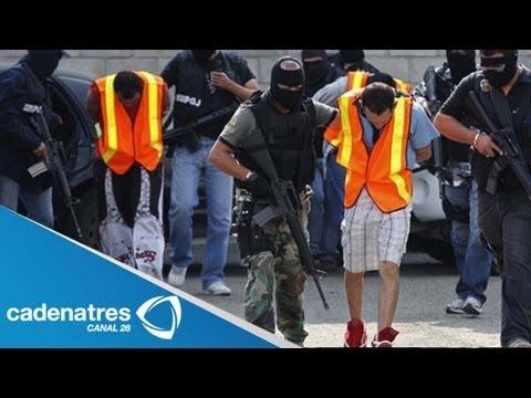 El cartel de los zetas ha sido debilitado / Detienen al Z40 Miguel Ángel Treviño Moralesиз YouTube · Длительность: 2 мин7 с
