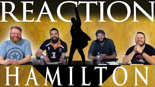 Hamilton MOVIE REACTION!!