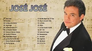 JOSE JOSE SUS MEJORES ÉXITOS - LAS 35 GRANDES CANCIONES DE JOSE JOSE