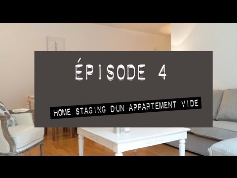 home staging d 39 un appartement vide inspiration deco youtube. Black Bedroom Furniture Sets. Home Design Ideas