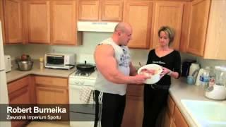 Robert Burneika- Co jeść aby rosnąć- cz.2 2017 Video