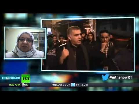 RT: Lawyer's statement on arrest of Nabeel Rajab