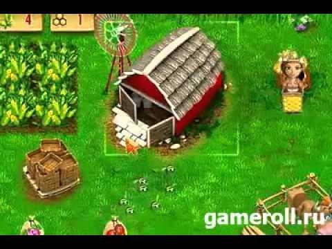 игры ферма переполох на ранчо