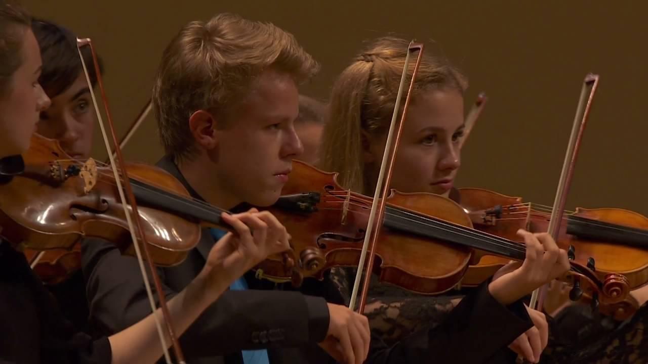 Deutsche Streicherphilharmonie (YouTube)