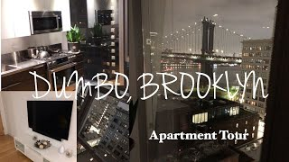 NYC APARTMENT TOUR! DUMBO, BROOKLYN ($4,000 - $5,000)