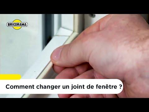Tuto Changer Un Joint De Fenêtre Bricorama
