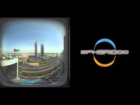 Vintage 360 -  Emirates Tower & Crowne Plaza - 2003