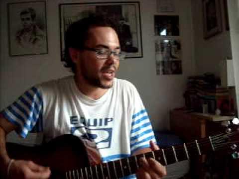 Ash - Sometimes - Acoustic Cover