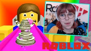 I Became My Brothers Birthday Cake in Roblox!
