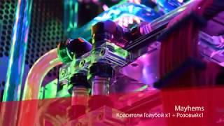 Видео таймлапс сборка ПК с тремя GTX 1080 Ti SLi