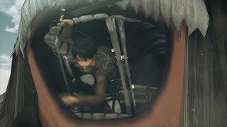 ATTACK ON TITAN 2 : EL SACRIFICIO DE EREN JAEGER POR ARMIN.. *LLORANDO*  ( SHINGEKI NO KYOJIN )