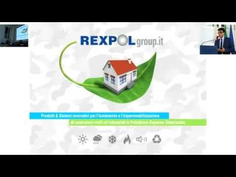 Presentazione spideREX K8 – Il nuovo sistema di isolamento a cappotto termico esterno