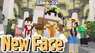 PSY - 「New face」 M/V minecraft parody