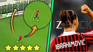 TRAFIŁ DO KOSZA! Wojciech Szczęsny na treningu! Zlatan Ibrahimovic WRACA do AC Milanu!