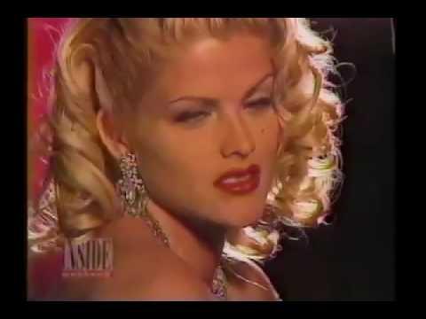 (1995) Anna Nicole Smith Affair With Black Bodyguard