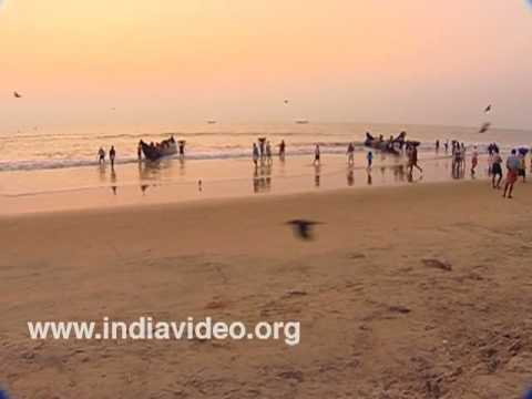 Nattika beach, Thrissur