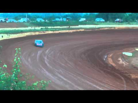 Nick Deitz Qualifying at Cleveland County Speedway