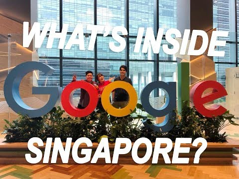 What's Inside Google Office? (Google Asia-Pacific HQ Tour)