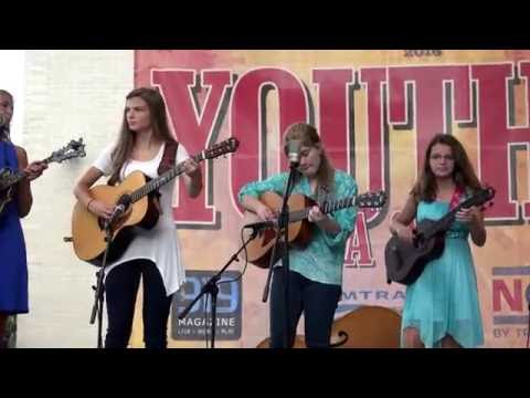 2016 IBMA Kids On Bluegrass - Red Clay Halo